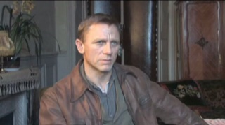 反抗军 Daniel Craig访谈