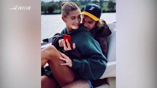 女粉丝偶遇比伯甜吻海莉 亲口承认已经结婚