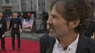 3D泰坦尼克号 伦敦首映礼红毯采访之詹姆斯·霍纳