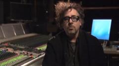 《圣诞夜惊魂》DVD特别收录 蒂姆·波顿介绍Frankenweenie