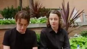 莱姆的生活 Rory和Kieran Culkin访谈